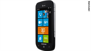 Samsung's FOCUS Windows Phone 7 packs intuitive, visual punch