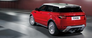What's new? Range Rover Evoque