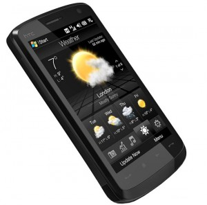 Beautiful But Endangered HTC's HD2