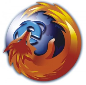 Firefox claims top browser spot in Europe