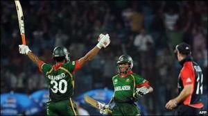 Cricket World Cup 2011: Bangladesh Slammed England