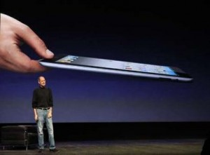 Apple unveils thinner, faster, camera-packing iPad 2