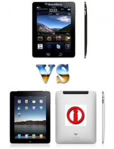 Tablet WAR : Tech Slates From apple & RIM