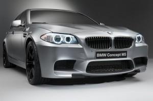 Turbo V8 for new M5