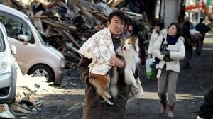 Quake knocks Japan into recession