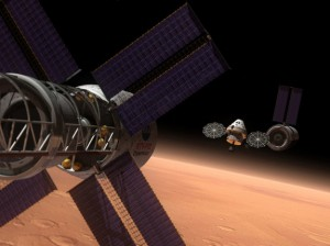 NASA Wants To Send Astronauts To Mars Within 20 Years in New Deep Space Vehicle