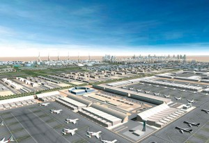 Dubai plans Al Maktoum expansion by 2020