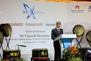 Happy Ending of CommunicAsia2011, EnterpriseIT2011 and BroadcastAsia2011