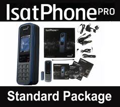 INMARSAT ANNOUNCES LAUNCH OF ISATPHONE LINK