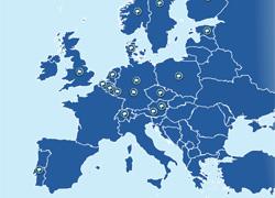Journey planning goes European
