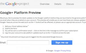 HOW TO: Become a Google+ Beta Tester