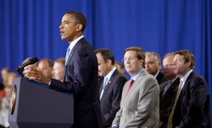 President Obama Announces New Fuel Economy Standards