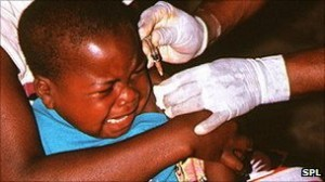 Malaria vaccine trial raises hope