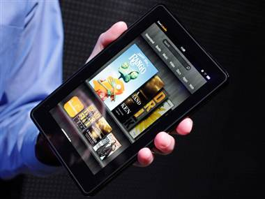 Kindle Fire may force Android tablet makers to cut prices
