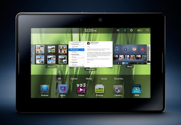 RIM says remains committed to PlayBook tablet