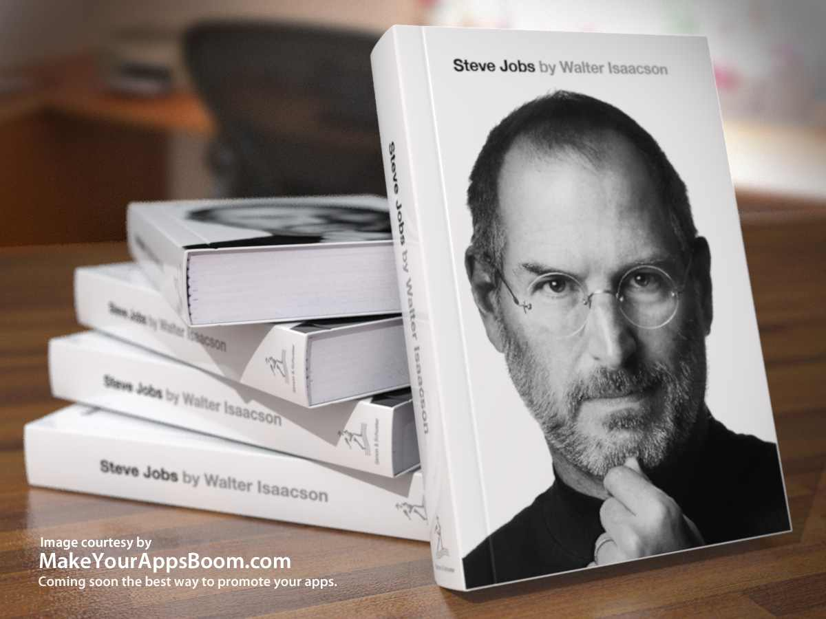 Steve Jobs book may be Amazon's 2011 top seller