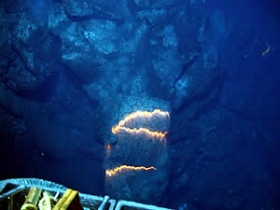 Deep Sea Volcanic Action