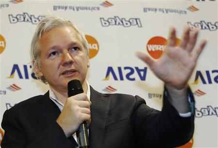 "WikiLeaks says ""blockade"" threatens its existence"