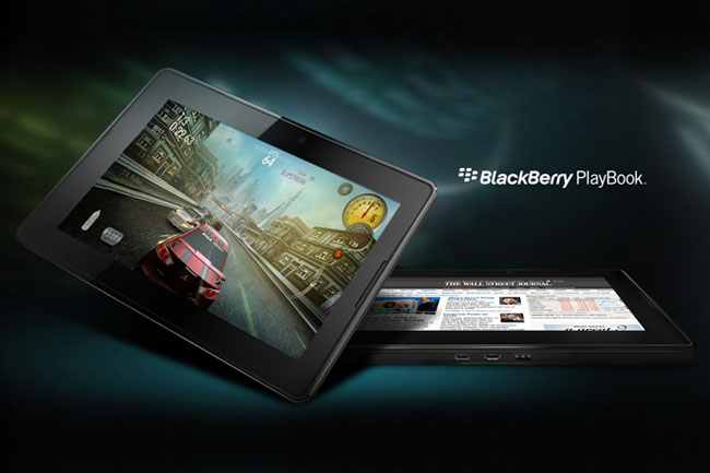 BlackBerry maker delays tablet update in new setback