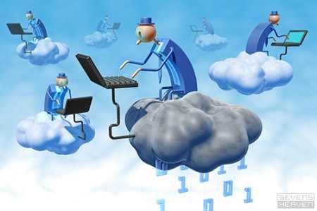 The Environmental Benefits of Cloud Computing