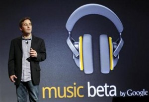 Google launches music service