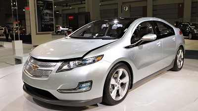 Chevrolet Volt battery fires probe