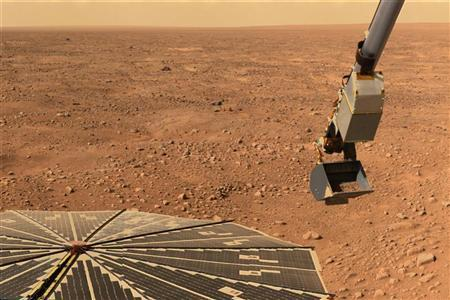 Microscopic worms may hold key to living on Mars