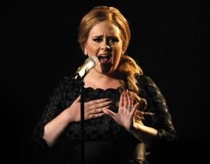 Adele is iTunes top-seller of 2011