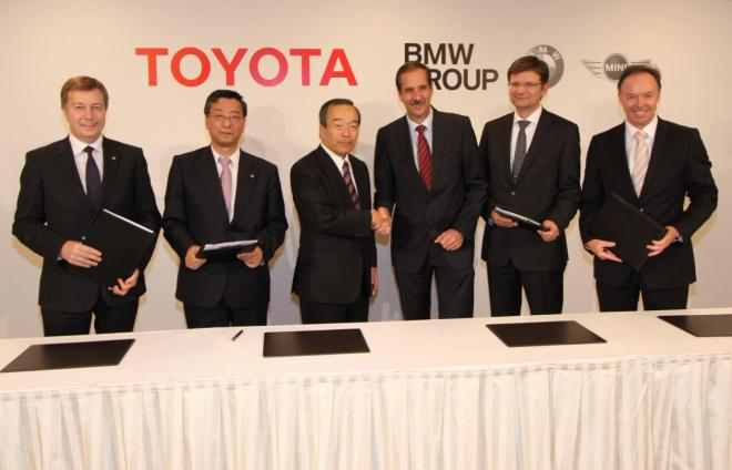Toyota, BMW join hands on green technology
