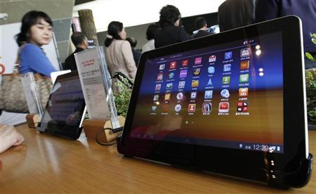 Australia court lifts Samsung Galaxy Tab sales ban