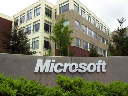 Microsoft appoints new head of phone group
