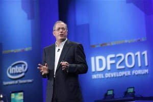 Intel says sales hit by hard drive shortage