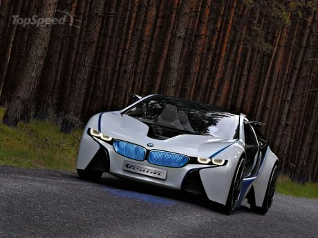 Just a Dream- BMW i8