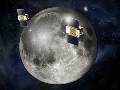 NASA Begins 2012 With A New Mission To Map The Moon