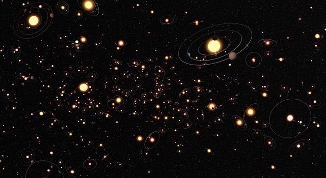 Plenty of planets