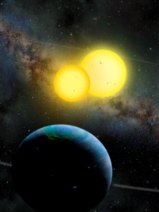 NASA Discovers New Double-Star Planet Systems