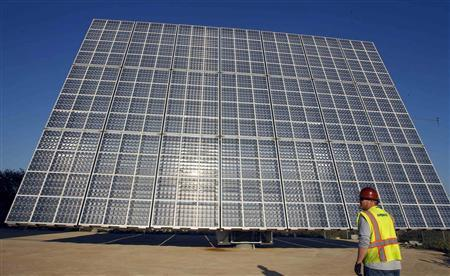 New technology focuses the sun to cut solar's cost