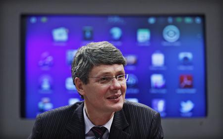 "RIM CEO eyes ""significant"" plans for BlackBerry"
