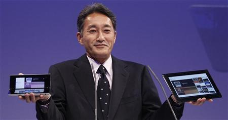 Sony names Hirai to replace Stringer as CEO