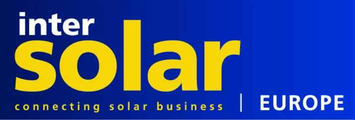 Intersolar : MORE SOLAR POWER THAN EVER