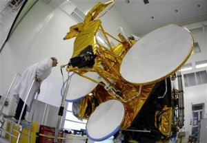 U.S. squeezes French-led satellite maker over China