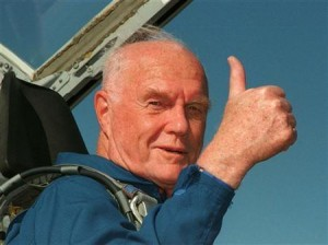 Fifty years after Glenn flight, U.S. buying rides to space