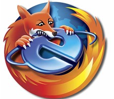 Silent updates, sharing on social networks: Firefox's plans for 2012