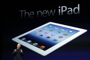 Customers pre-ordering latest iPad will have to wait