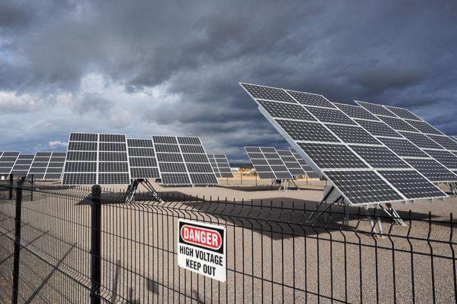 Amazon Man Questions Logic of Apple Solar Farm