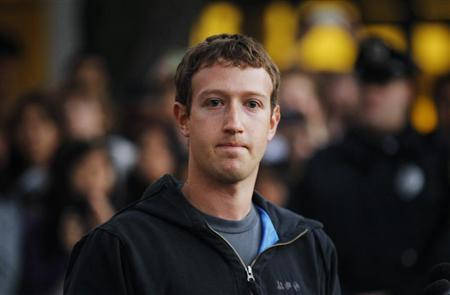 Face time with Facebook CEO stirs concerns on Wall Street