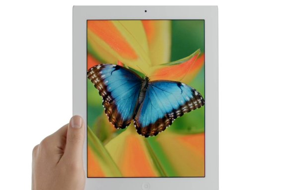 Here's The New iPad : e-News® Xclusive
