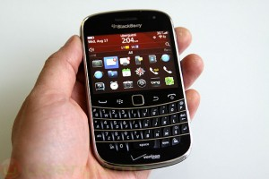 RIM to give out prototype BlackBerry device