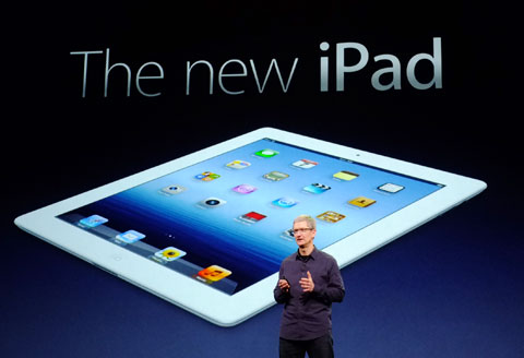 Apple sells 3 million new iPads Just in 4 days
