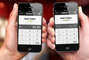 New app transfers money with the tap of a phone